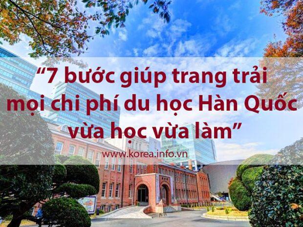 7 buoc giup trang trai moi chi phi du hoc han quoc vua hoc vua lam