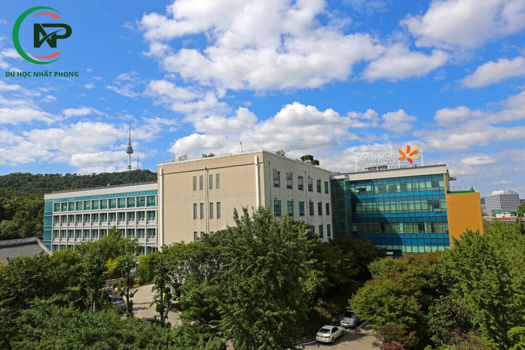 Giới thiệu trường đại học Dongguk