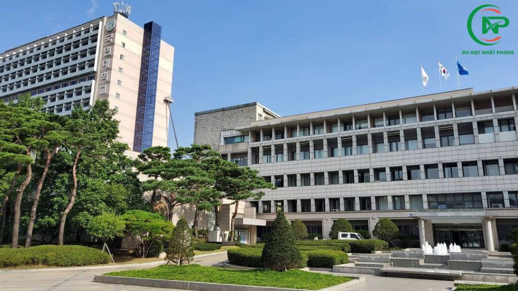 Giới thiệu trườn đại học Kookmin