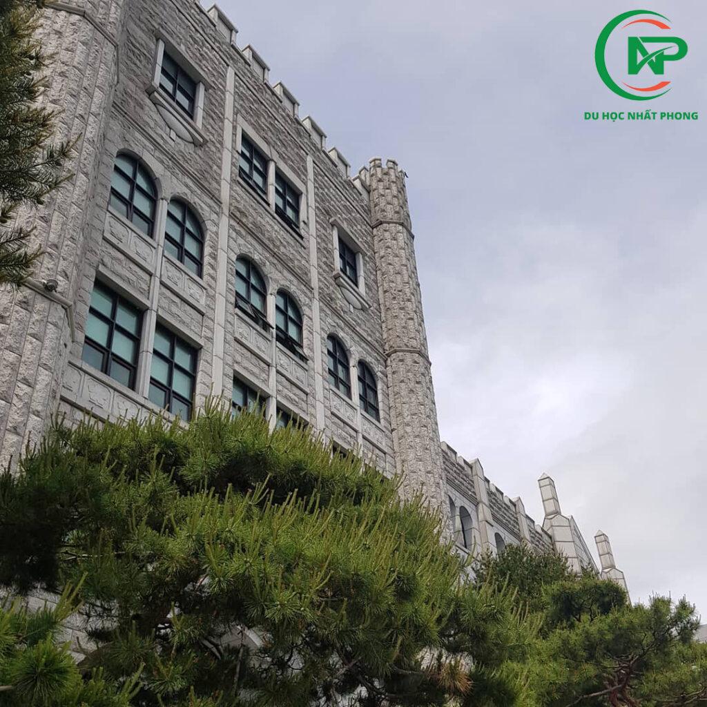 giới thiệu trường đại học Dongduk