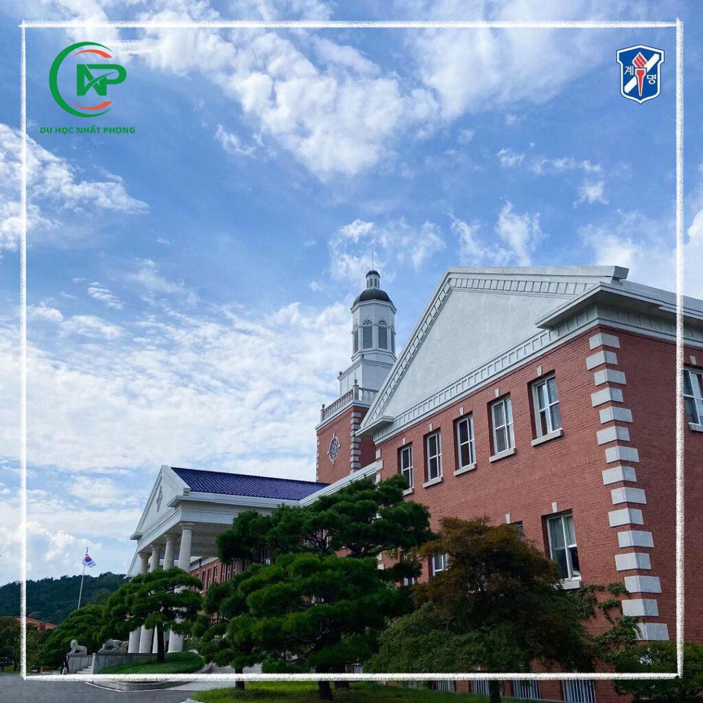 trường đại học Keimyung