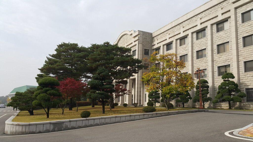 toàn nhà giảng dạy trường đại học deajin