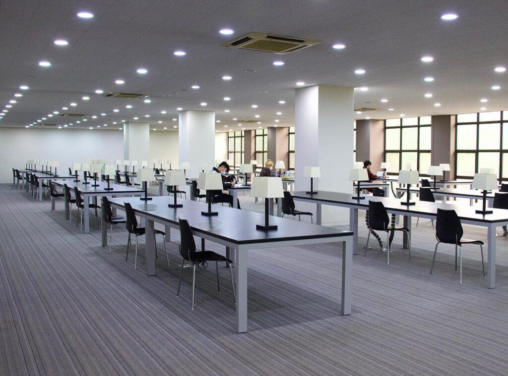cơ sở vật chất trường cao đẳng suwon