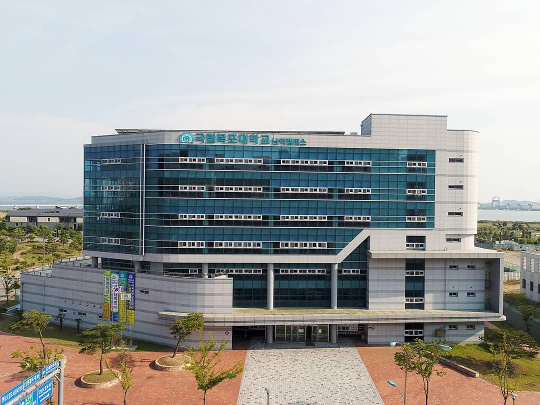 Trường đại học quốc gia mokpo hàn quốc