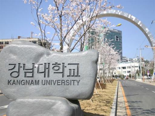 đại học kangnam